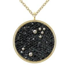Buccelatti Taurus Zodiac Gold Charm Pendant At 1stdibs