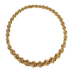 Antique Gold Collar Necklace For Sale At 1stdibs