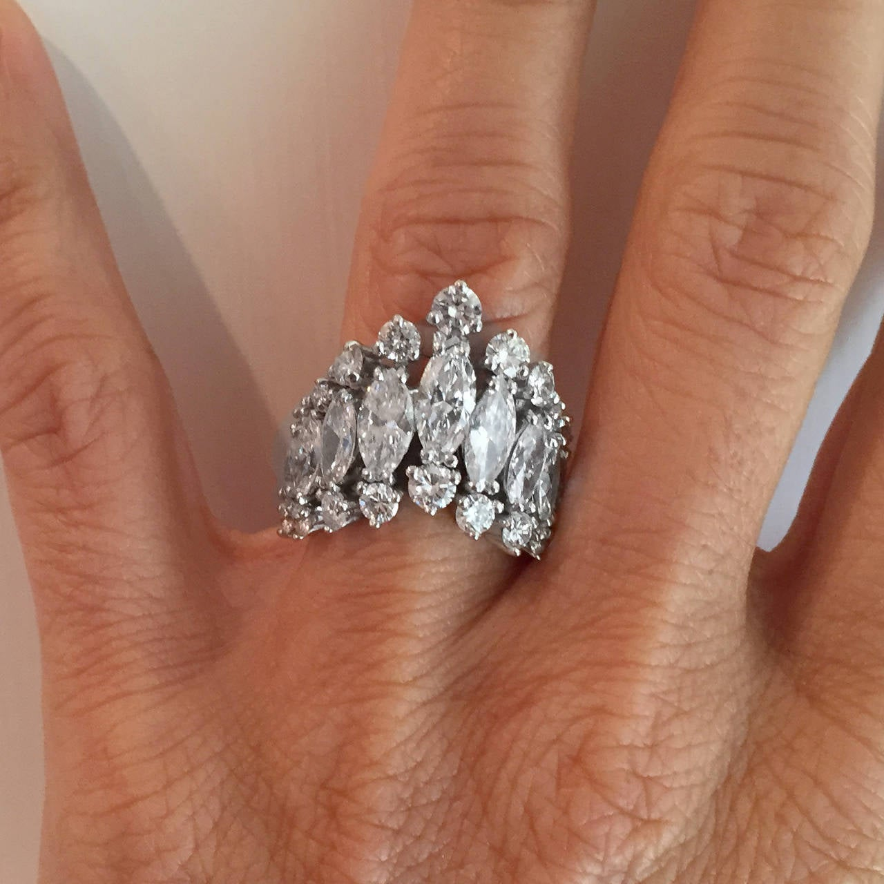 Carat Marquise Diamond Engagement Ring