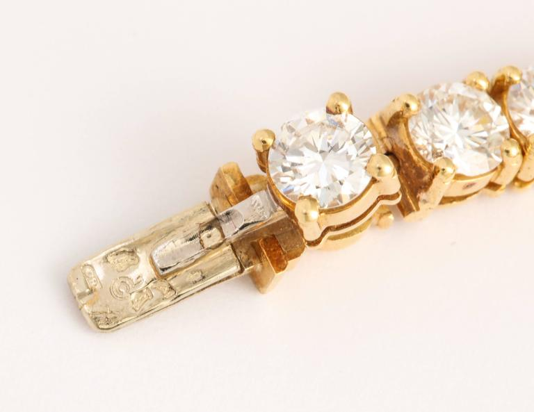 Important Van Cleef & Arpels Diamond Tania Necklace 4