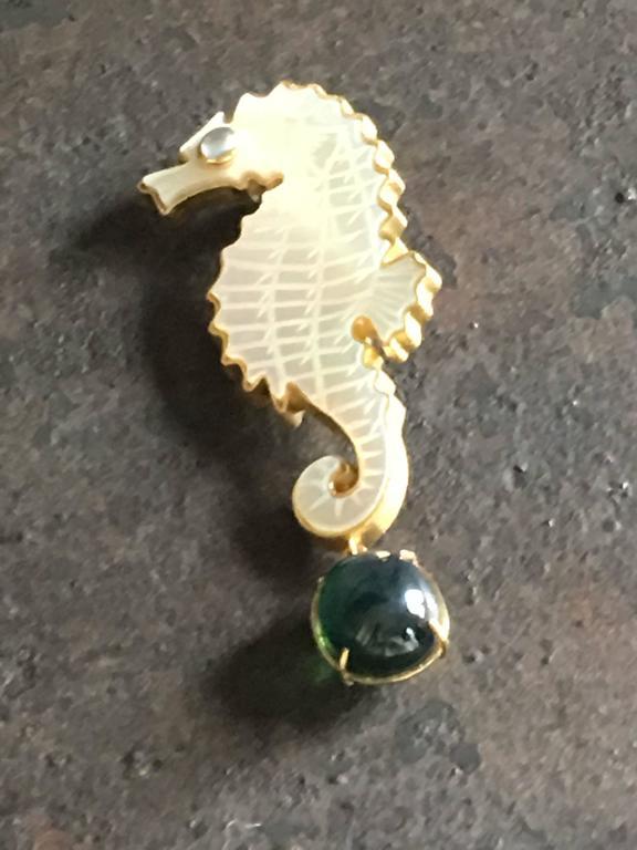 Diamond Horse Jewelry