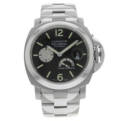 Panerai Titanium Luminor Power Reserve Automatic Wristwatch Ref PAM00171