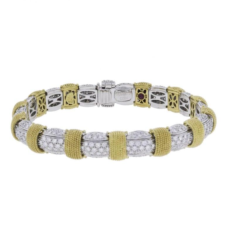 Roberto Coin Appassionata Diamond Bracelet