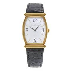 Audemars Piguet Carnegie 14941BA/0/0009/01 18 Karat Gold Hand Wind Men's Watch