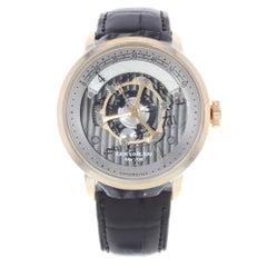 Arnold & Son Golden Wheel 1HVAR.M01A.C120A 18 Karat Gold Automatic Men's Watch