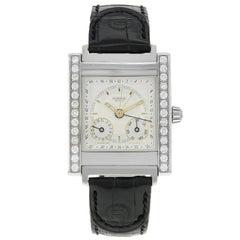 Roberge Pegase Acier 316L Factory Diamonds Steel Automatic Men's Watch