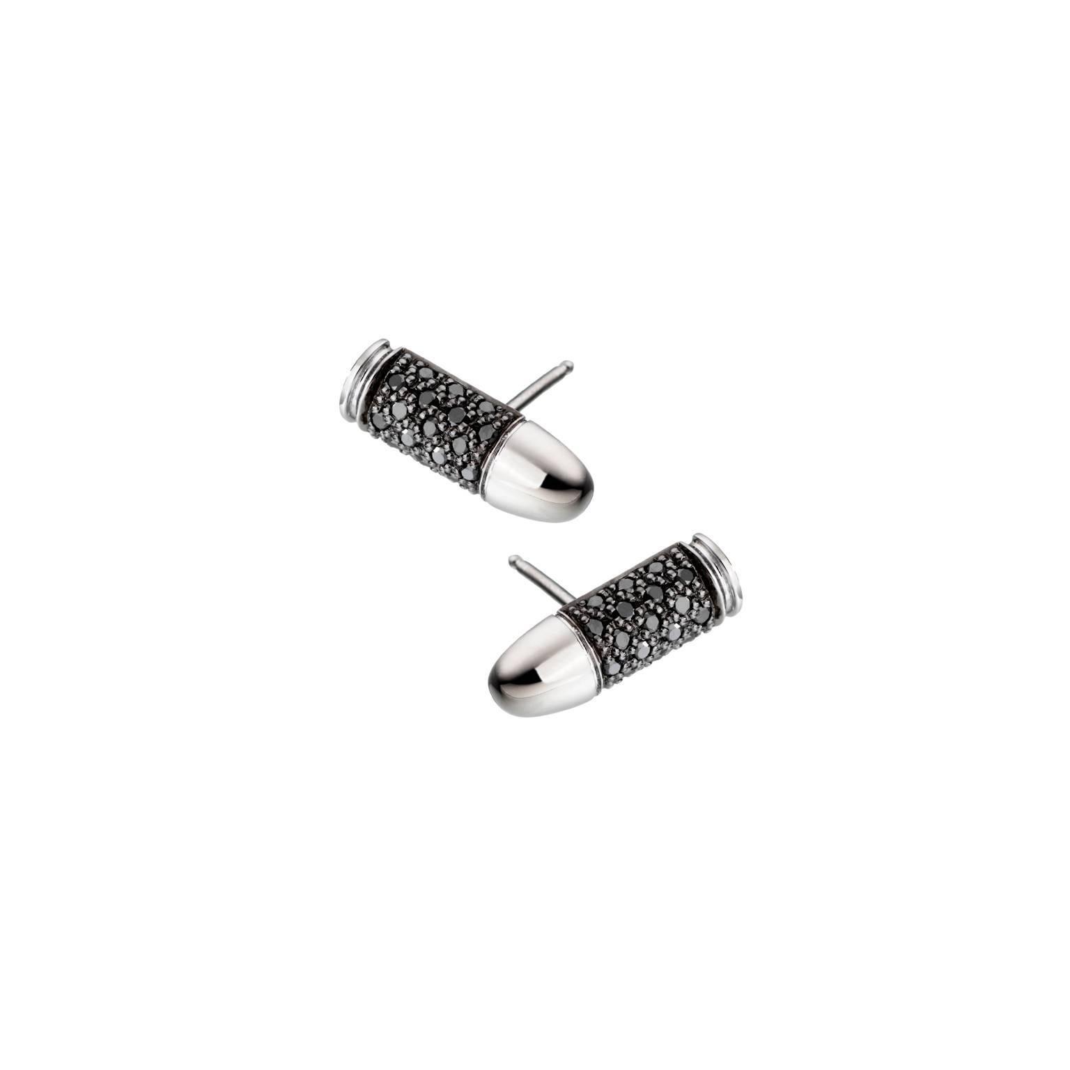 Akillis Mini Bang Bang Pink Gold Clip Earrings dvmkNCG