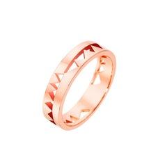 Akillis Capture Me Band Ring 18 Karat Rose Gold