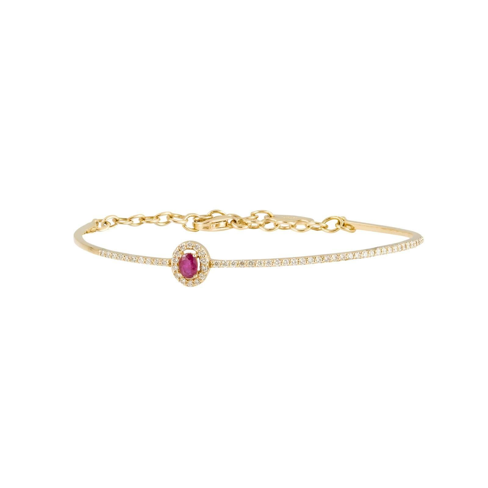 bracelet diamond details ruby and lotfinder elegant an lot by br winston harry s christie hgk