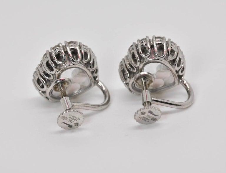 Chopard Happy Diamond Earrings 3