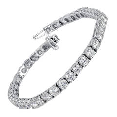Diamond Tennis Bracelet 13 Carats