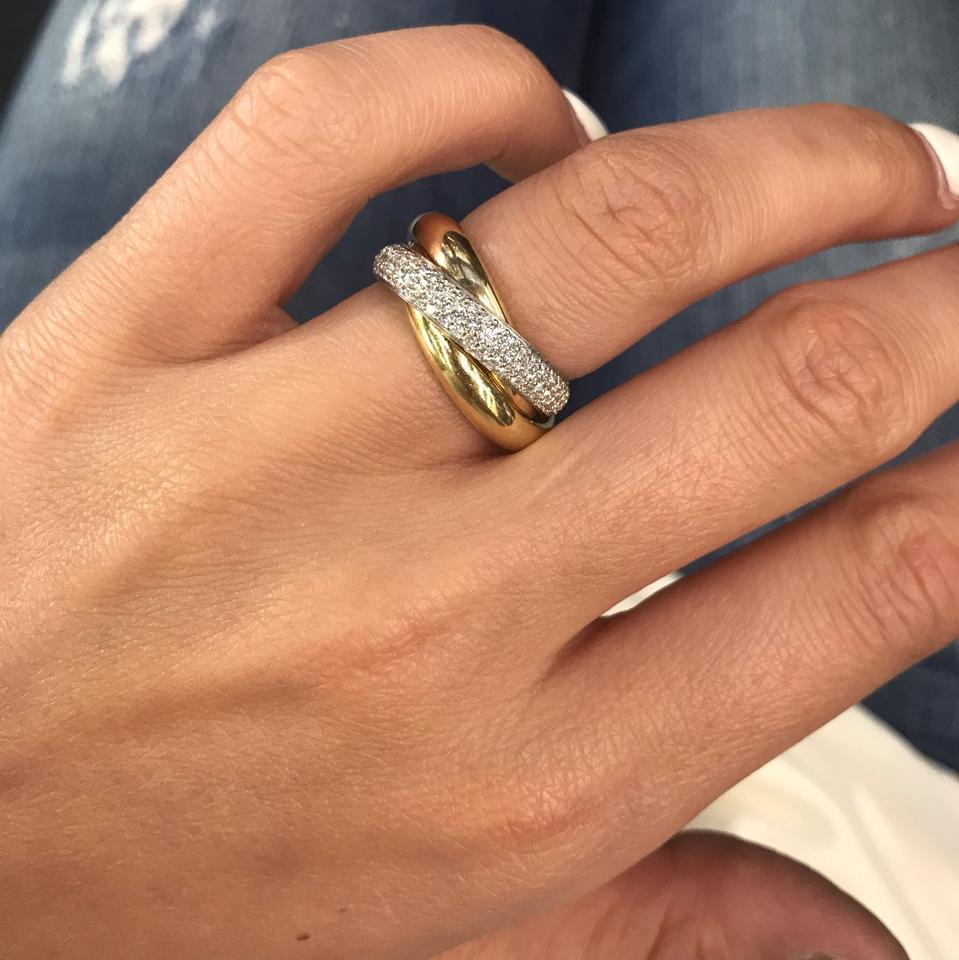 Trinity Wedding Ring Cartier
