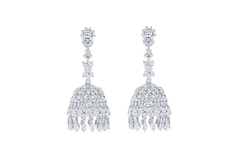 Beautifully Hand Crafted One Of A Kind Earrings These Intricate And Rare Have