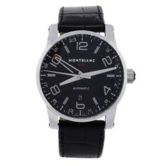 Montblanc Stainless Steel Timewalker GTM Automatic Wristwatch