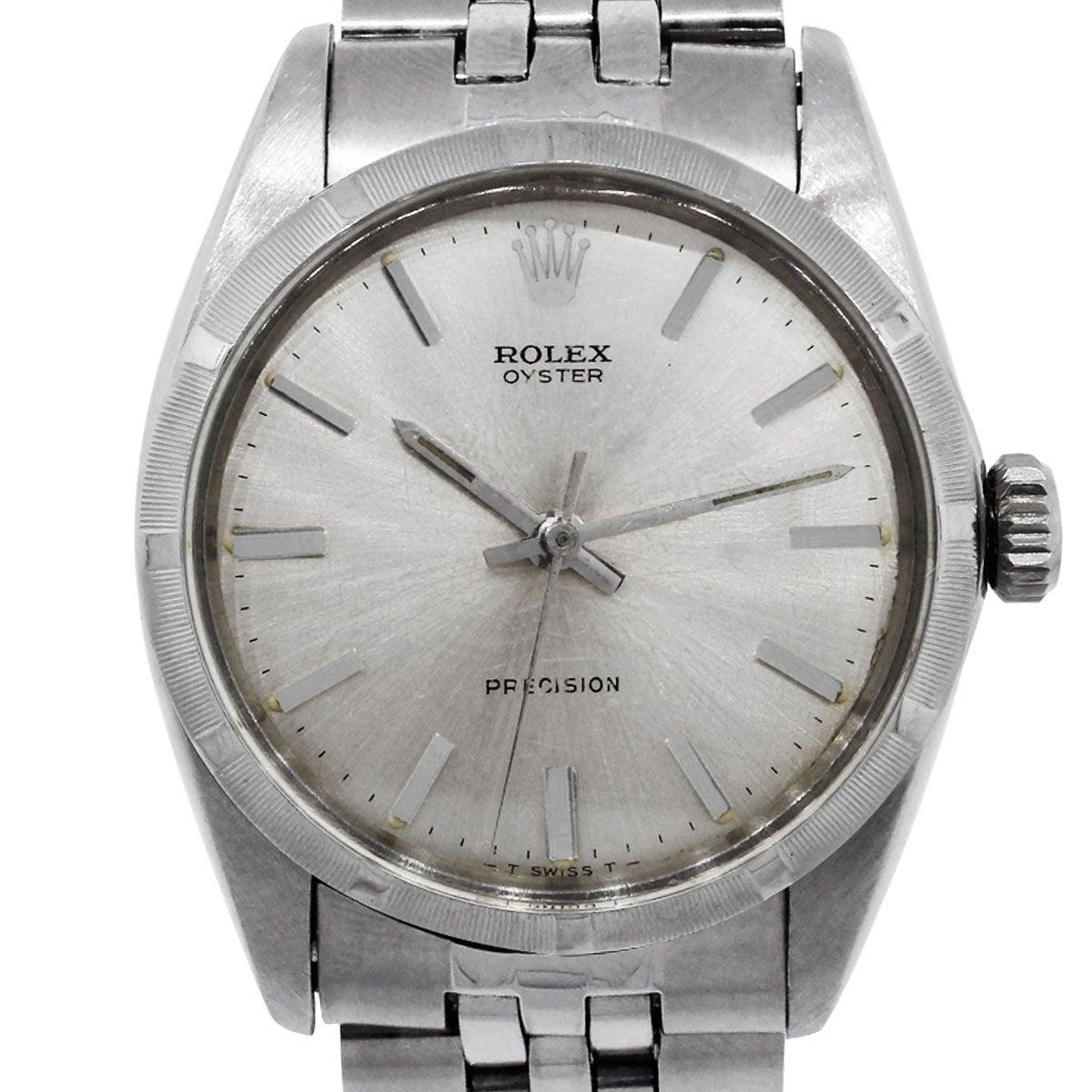 Rolex 6427 Oyster Precision Vintage Rolex Watch