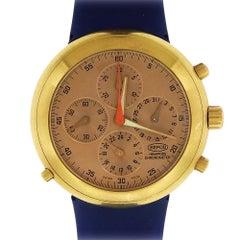 Marc Newsom Ikepod Hemipode Wristwatch