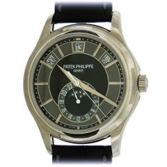 Patek Philippe Ref. 5205G Automatic Moonphase Calendar Wristwatch