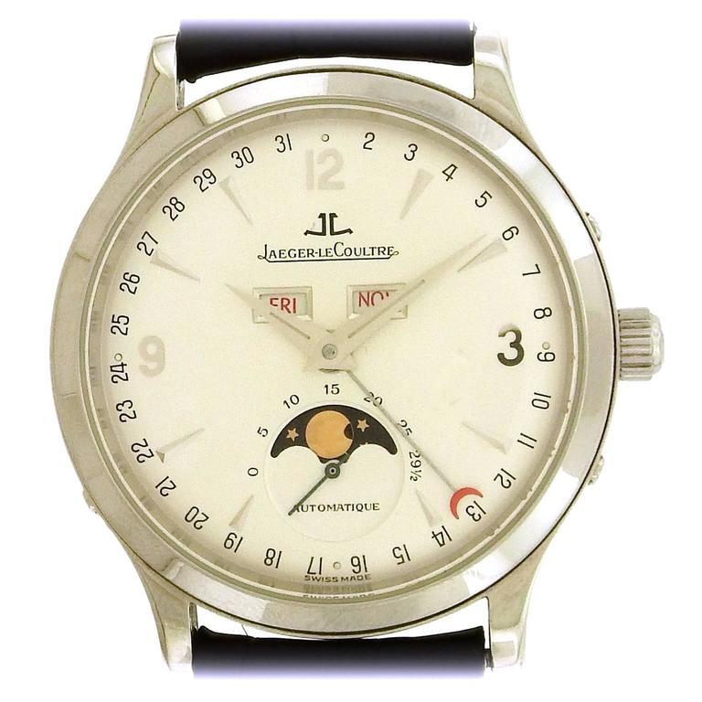 Jaeger-LeCoultre Master Calendar Automatic Circa 2003 For ...