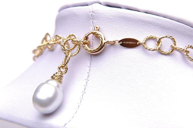 Dolce & Gabbana Multi-Gem-Set Floral Clusters Necklace 8