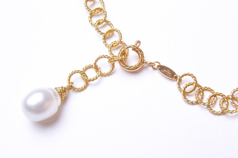 Dolce & Gabbana Multi-Gem-Set Floral Clusters Necklace 9