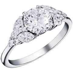 Rosalie Romantique Style Ring