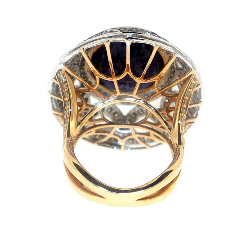 Women's Hera Ring, a Zorab Creation For Sale