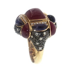 Lady Czar Ring, a Zorab Creation