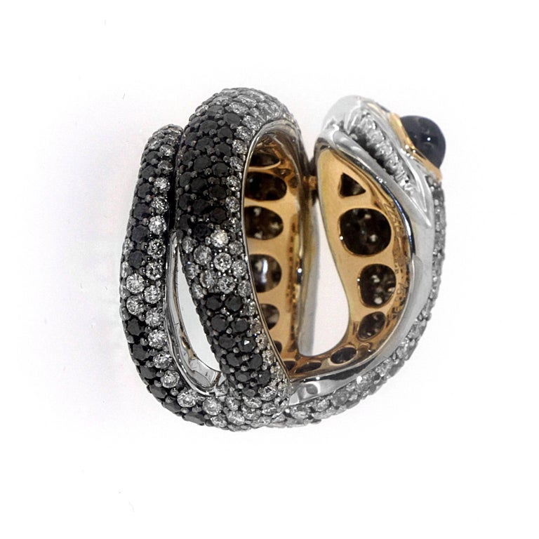 Sweet Venom Ring, a Zorab Creation In New Condition For Sale In San Diego, CA