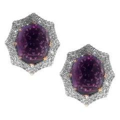 Enchantra Earrings, a Zorab Creation