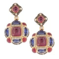 Nobel Earrings, a Zorab Creation