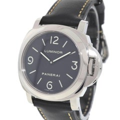 Panerai Luminor PAM 002 Stainless Steel Watch