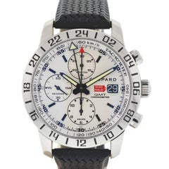 Chopard Mille Miglia GMT Chronograph Rubber Strap Automatic Watch