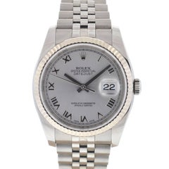 Rolex 116234 Datejust Stainless Steel Automatic Watch