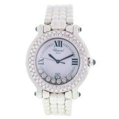 Chopard Happy Sport Classic Factory Diamond Watch
