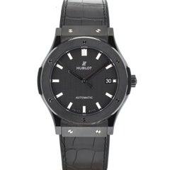Hublot Classic Fusion Black Magic Ceramic Automatic Watch