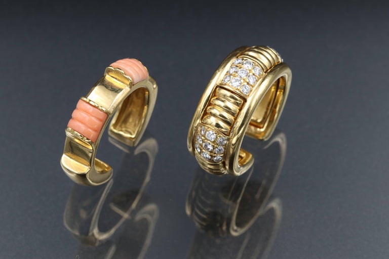 Gold, Diamonds and Coral Boucheron