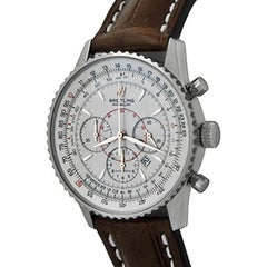 Breitling Montbrillant Chronograph Automatic Wristwatch