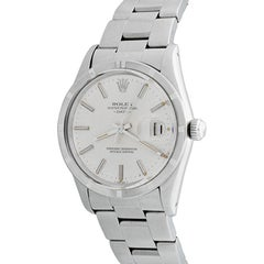 Rolex Stainless Steel Date Oyster Perpetual Automatic Wristwatch Ref 1501