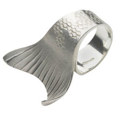 Annabel Eley Silver Cocktail Ring