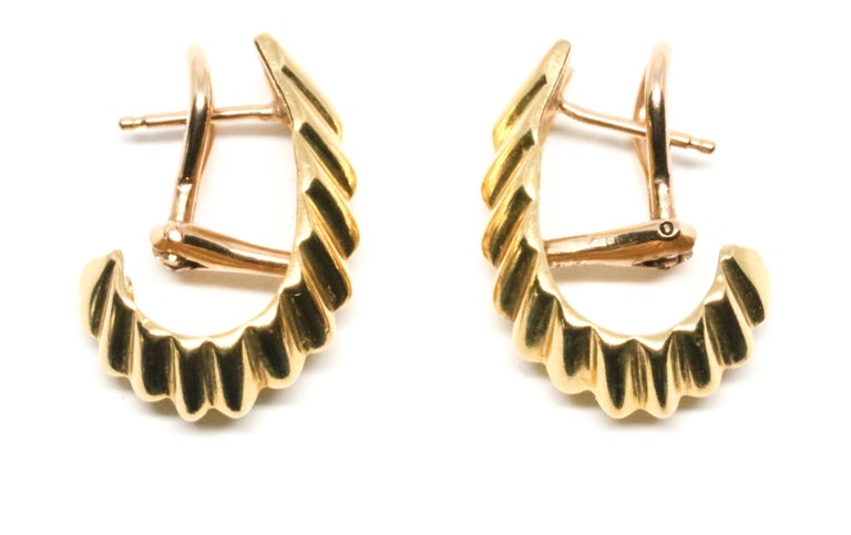 Earrings date back to early history, but have undergone many changes in.