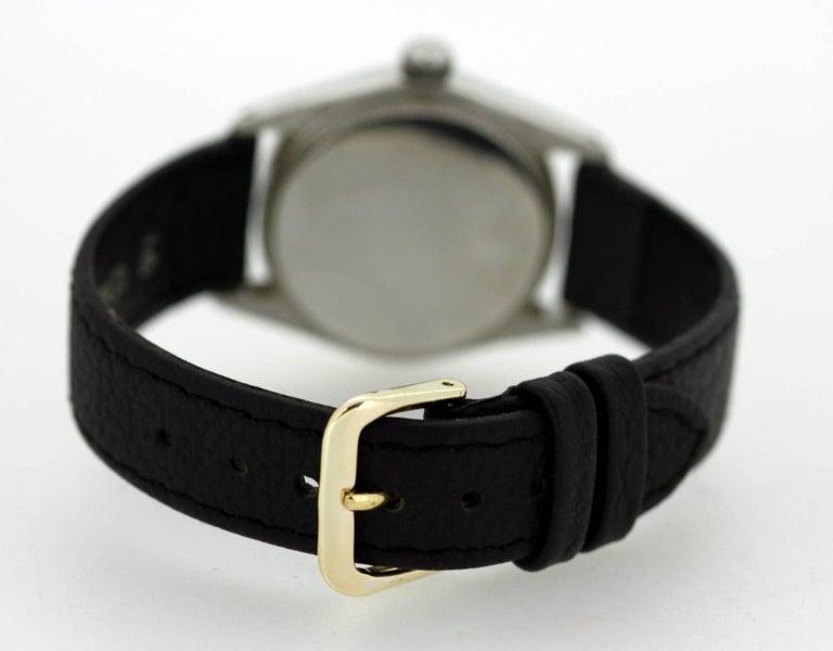 Rolex Oysterdate Precision - Manual Winding Wristwatch, circa 1960s For Sale 3