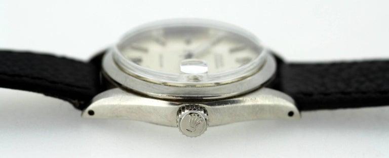 Rolex Oysterdate Precision - Manual Winding Wristwatch, circa 1960s For Sale 4