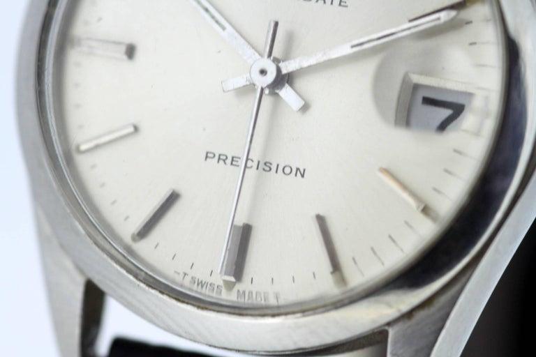 Rolex Oysterdate Precision - Manual Winding Wristwatch, circa 1960s For Sale 1