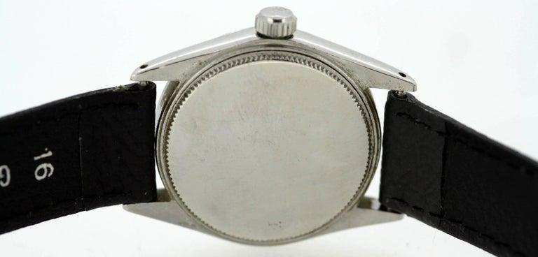 Rolex Oysterdate Precision - Manual Winding Wristwatch, circa 1960s For Sale 5
