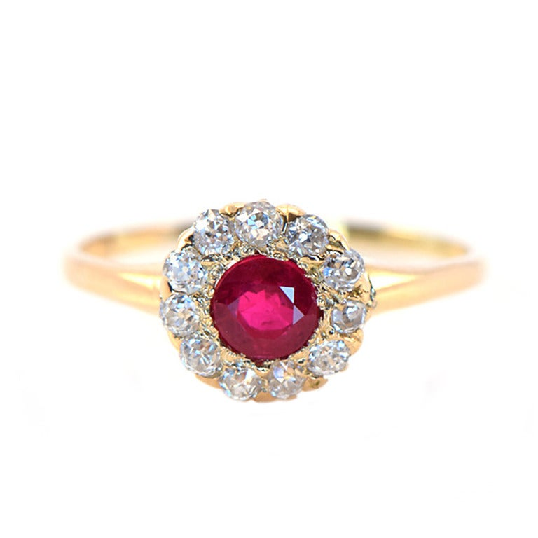 Mossy Oak Wedding Ring Sets 50 Lovely Ruby engagement rings tiffany