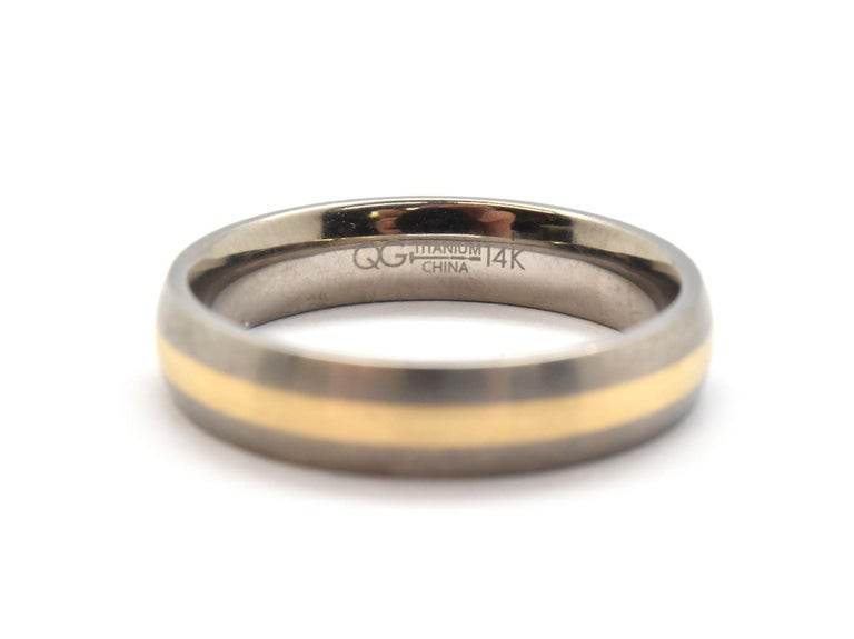This Men S Wedding Band Is Crafted In 10 Karat White Gold And Set With 8 Round