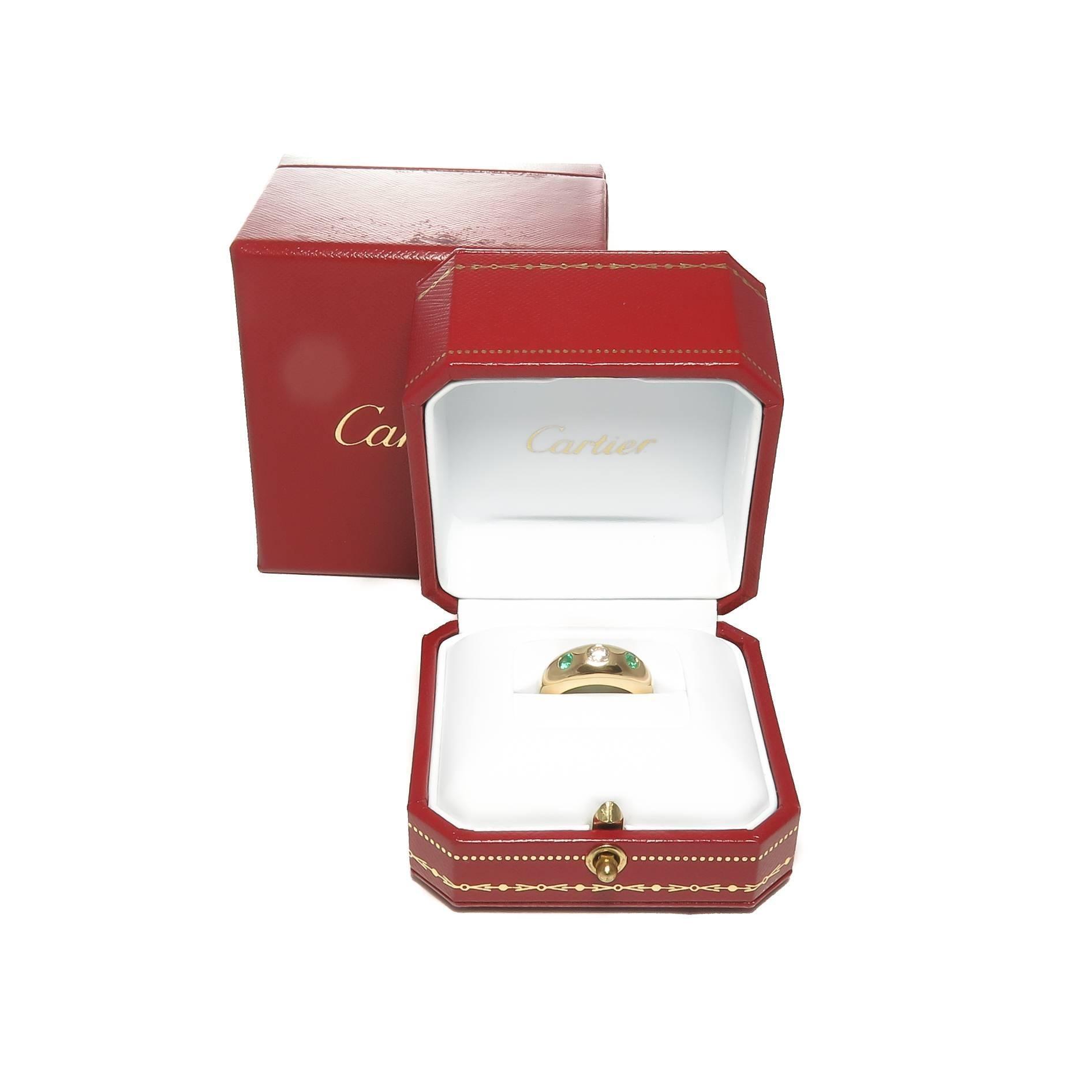 Cartier 3 rings