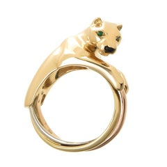 Cartier Panther Trinity Ring