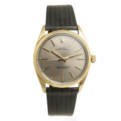 Rolex Gold Shell Self Winding Wristwatch Ref 1025, 1960s