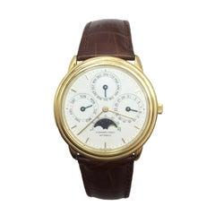 Audemars Piguet Perpetual Triple Calendar Moonphase Automatic Wristwatch
